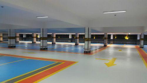 Parking Floor Coating Service