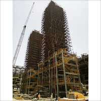 High Rise Scaffolding Rental Services