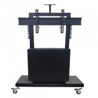 Floor Mount Stands For Displays LFM-EXDS
