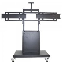 Floor Mount Stands For Displays LFM-EXDU