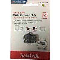 Sandisk Ultra Dual 64GB USB 3.0 OTG Pen Drive