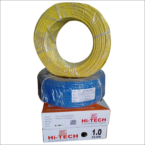 PVC Insuleted Flexible Wire