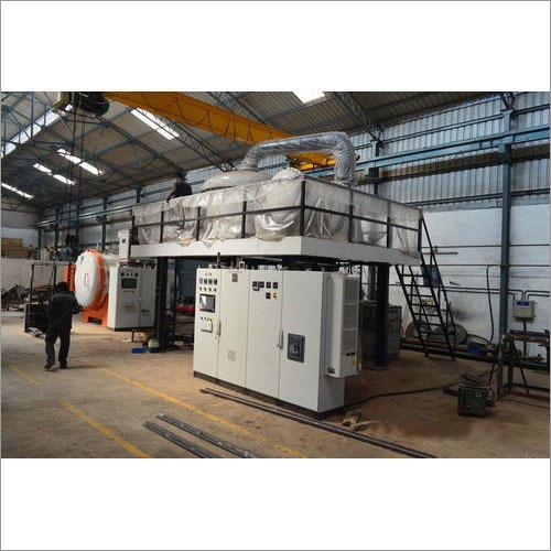 Vacuum Hardening Furnace Application: Industrial