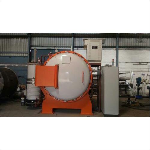 Vacuum Steel Alloy Treatment  Furnace