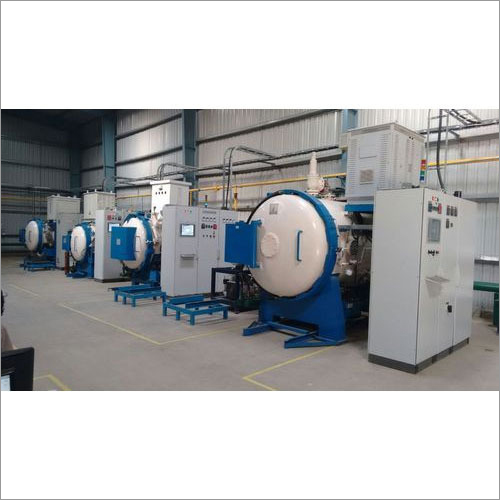 Vacuum Heat Treatment Premium Quality Service