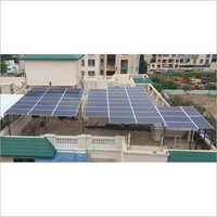 Rooftop Solar Energy Panel