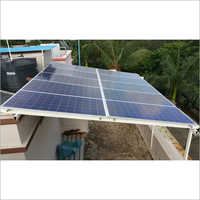 Rooftop Solar Panel Installation Services