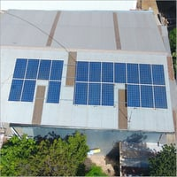 Industrial Rooftop Solar Panel