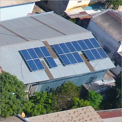 Residential Solar Rooftop Panel