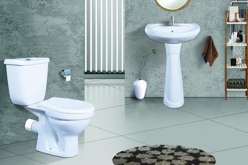 Modern Sanitary Ware Suite