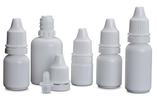 Plastic Ear Dropper Bottle