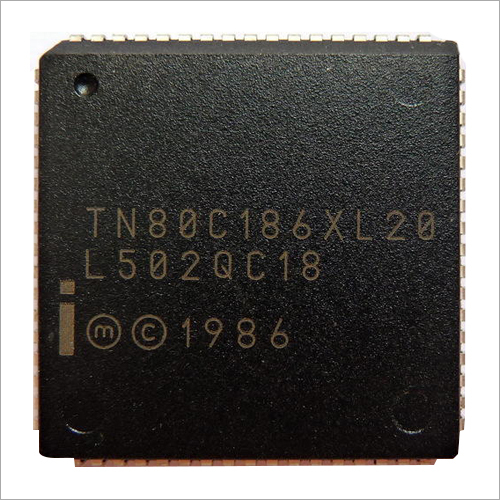 80C186XL-20 Intel  Integrated Circuits