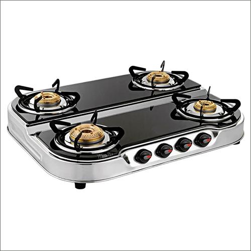 4 Burner Nano Gas stove