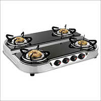 4 Burner Nano Gas stove