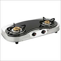 Two Burner  Rsound Gas Stove