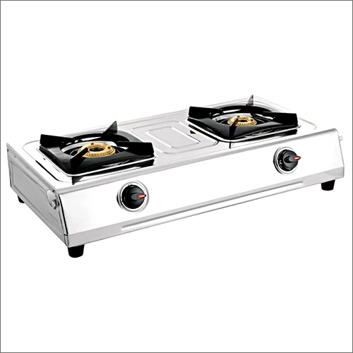 Two Burner SS Nano Gas Stove