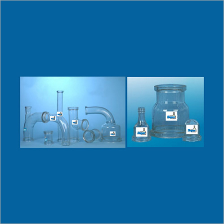Industrial Glassware Components