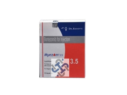 Myezom Bortezomib 3.5mg Injection