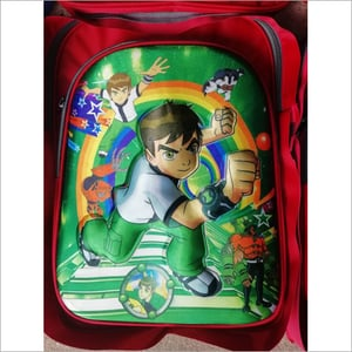 Kids Green Bag
