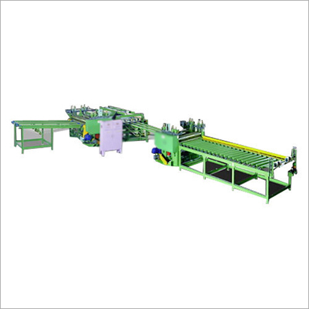 Automatic Plywood Double Sizer Machine