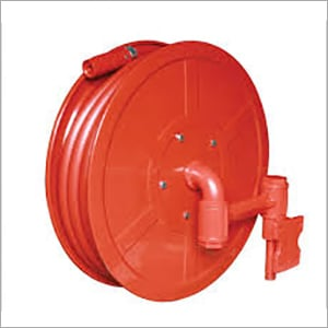 First Aid Hose Reel