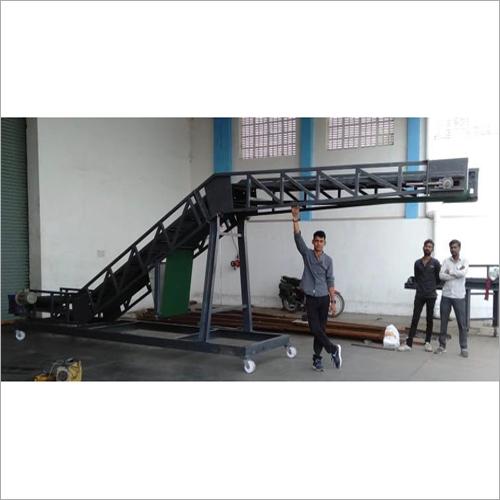 Mobile Truck Loading Belt Conveyor
