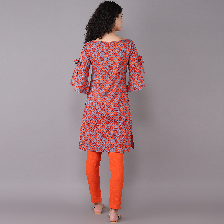 Ladies Cotton Suit