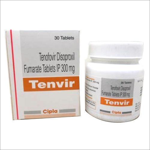 300mg Tenofovir Disoproxil Fumarate Tablets IP