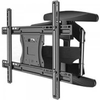MANUAL FLAT TV MOUNTS, TILT/SWIVEL - NB P6