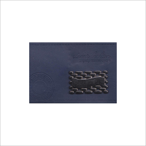 Jeans Artificial Leather Label