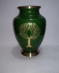 Aria Tree of Life Metal Cremation Urn