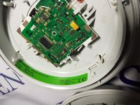 Autronica Smoke Detector