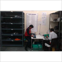 Material Packing Area