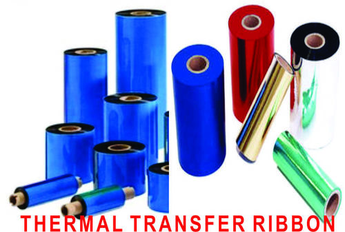 Thermal Transfer coloured Ribbons
