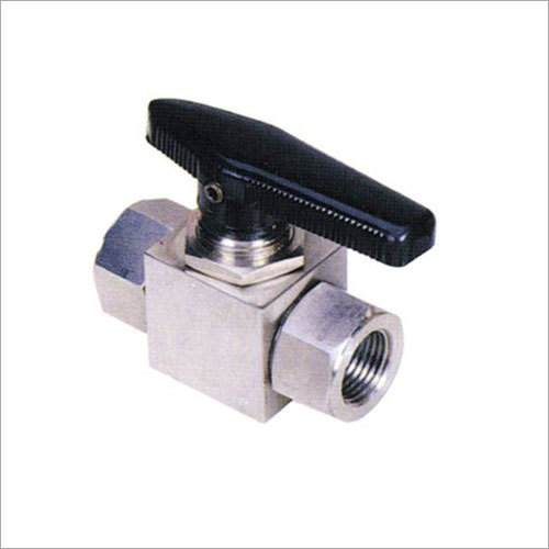 Penal Mouting Ball Valve
