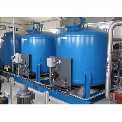 Vertical Pressure Filter
