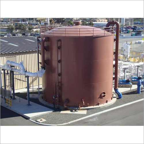 Storage Tank Turnkey Project