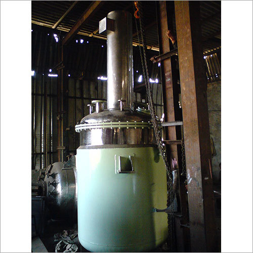 Jacketed Blender