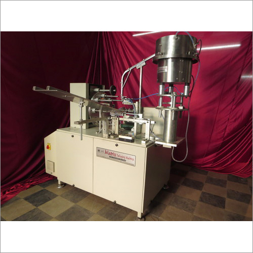 Aluminium Tube Capping Machine