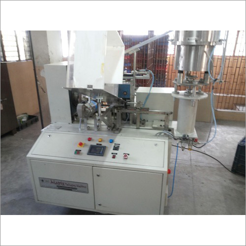 Tube Capping Machine