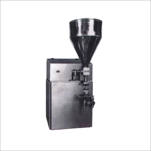 Cream Liquid Filling Machine