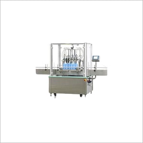 Gravity Liquid Filling Machine