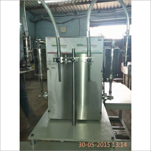 Volumetric Liquid Filling Machine