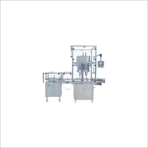 Servo Based Powder Filling Machine