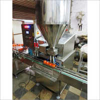 Semi Solid Filling Machine