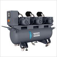 Small Vacuum Oil Sealed Vane Pumps