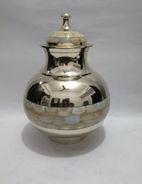 Mother of Pearl Cremation Urn Large