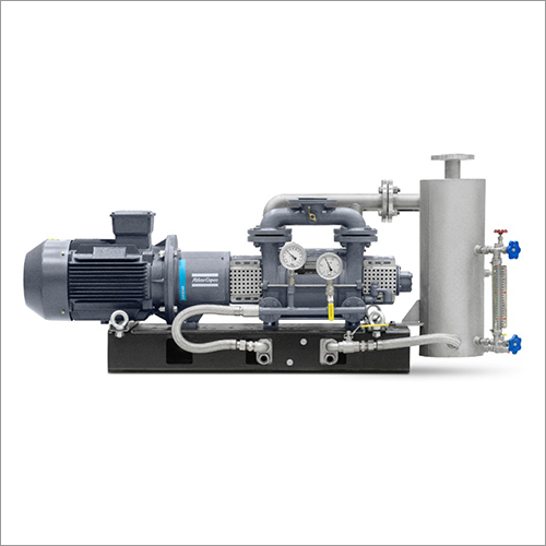 Semi Automatic Liquid Ring Vacuum Pumps