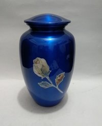 Rose Mother of Pearl Cremation Urn