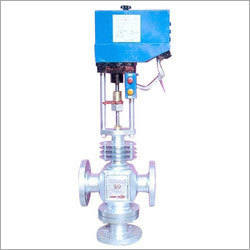 2-3 Way Motorised Control Valve